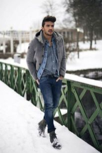 Cool, Classy and Fashionable Men Winter Coat 36
