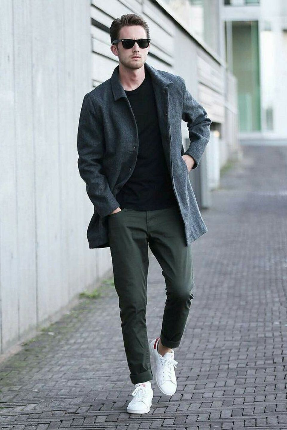 Cool, Classy and Fashionable Men Winter Coat 39