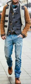Cool, Classy and Fashionable Men Winter Coat 53