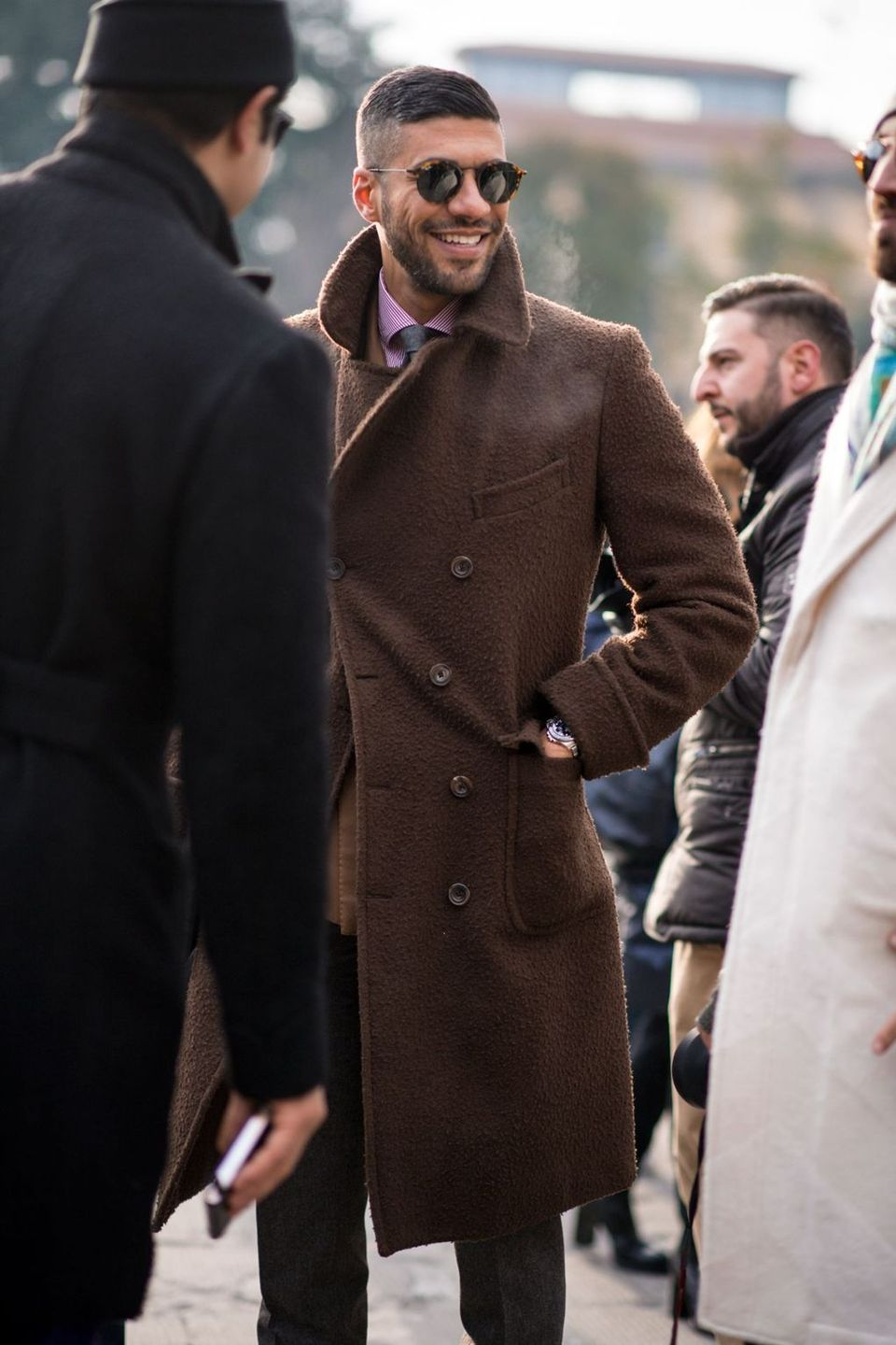 Cool, Classy and Fashionable Men Winter Coat 58