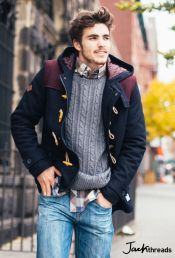 Cool, Classy and Fashionable Men Winter Coat 73