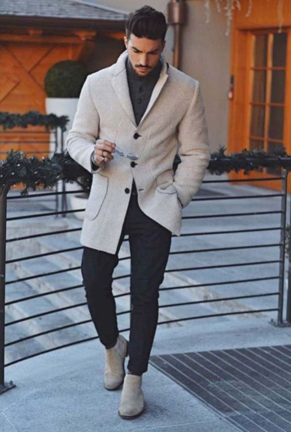 Cool, Classy and Fashionable Men Winter Coat 76