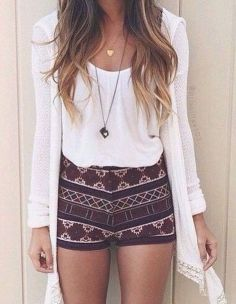 Pretty Casual Spring Fashion Outfits for Teen Girls 21