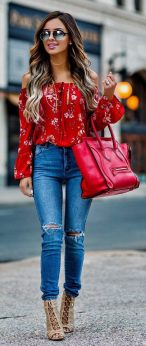 Pretty Casual Spring Fashion Outfits for Teen Girls 58