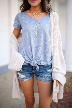 Pretty Casual Spring Fashion Outfits for Teen Girls 60
