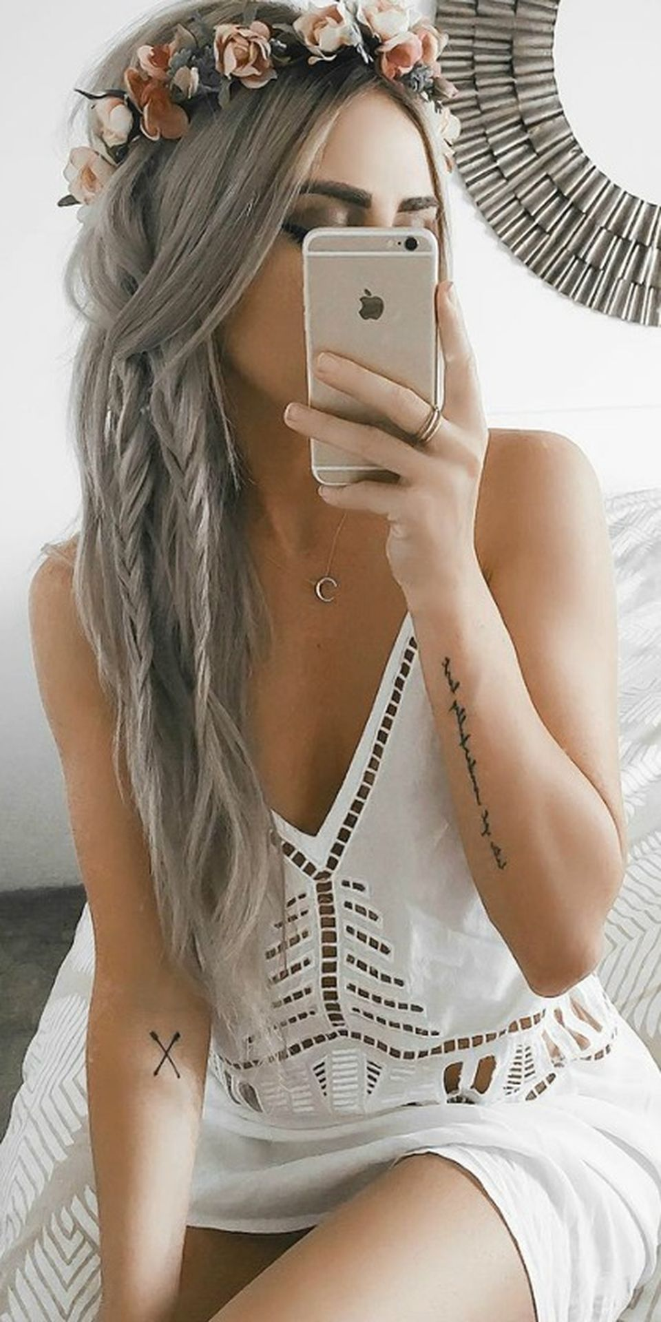 Stunning boho coachella hairstyles ideas 37