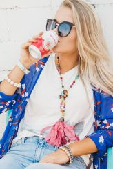 Beautiful Plunder Necklace Ideas for Summers 20