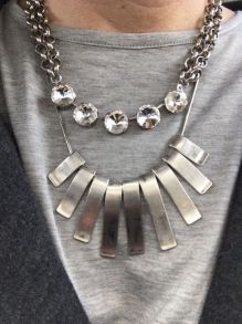 Beautiful Plunder Necklace Ideas for Summers 51