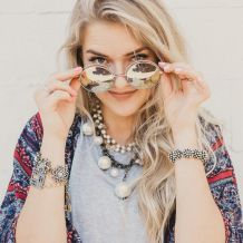 Beautiful Plunder Necklace Ideas for Summers 56