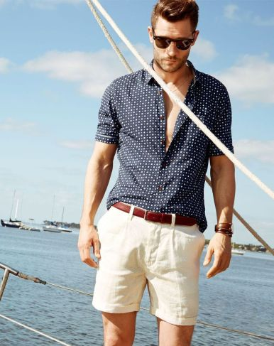 Cool Casual Men's Fashions Summer Outfits Ideas 2