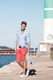 Cool Casual Men's Fashions Summer Outfits Ideas 26