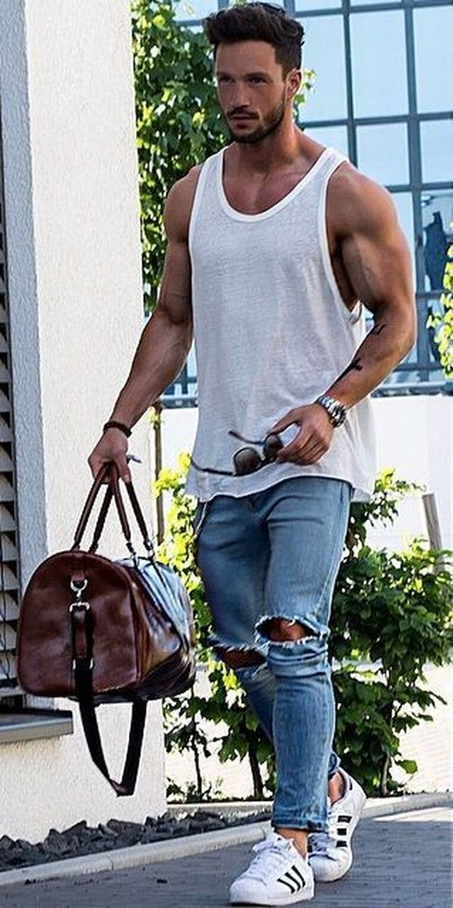 Cool Casual Men's Fashions Summer Outfits Ideas 3
