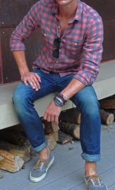 Cool Casual Men's Fashions Summer Outfits Ideas 31