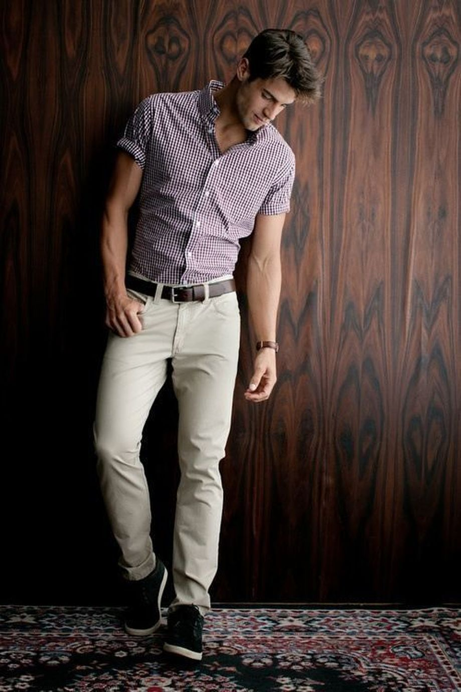 Cool Casual Men's Fashions Summer Outfits Ideas 33