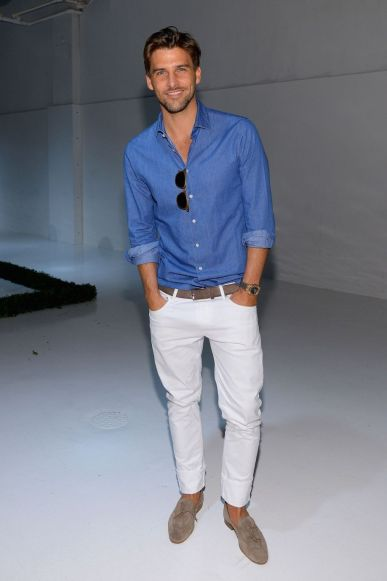 Cool Casual Men's Fashions Summer Outfits Ideas 40