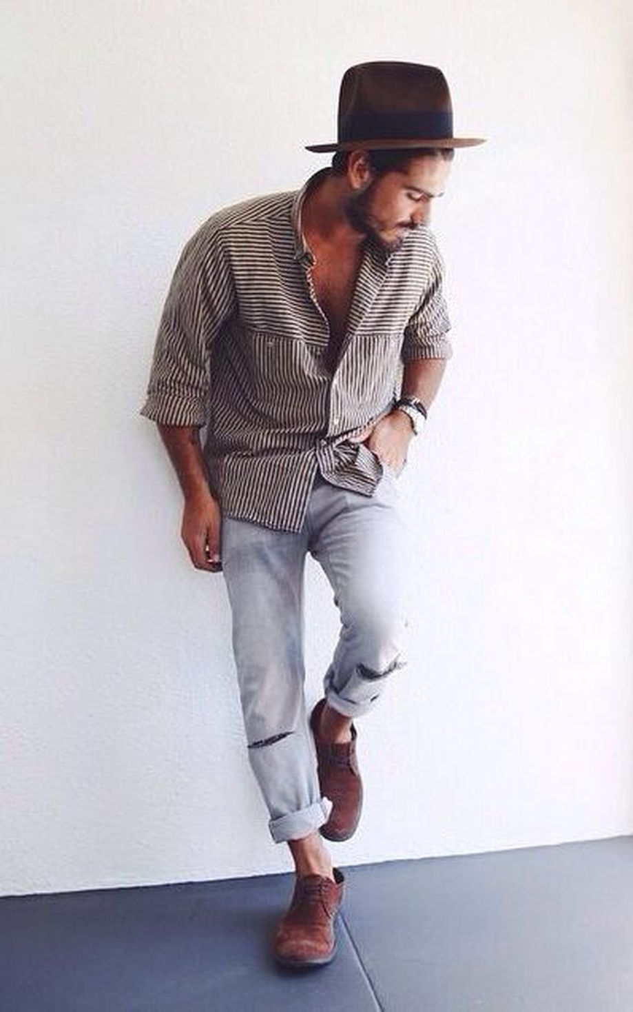 Cool Casual Men's Fashions Summer Outfits Ideas 49