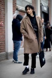 Inspiring Men's Spring Streetstyle Fashion Outfits 23