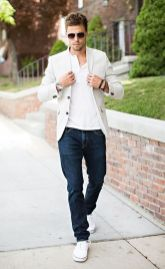 Inspiring Men's Spring Streetstyle Fashion Outfits 30