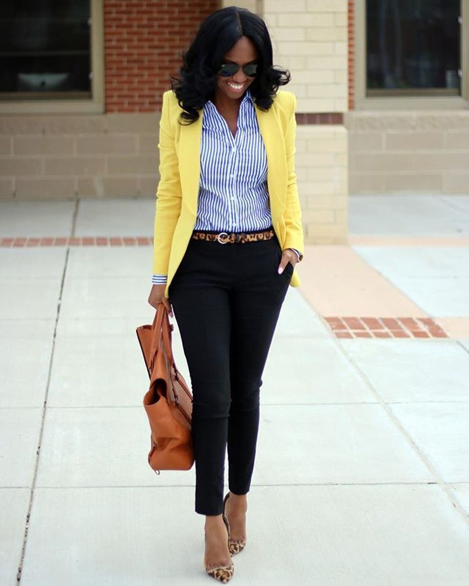 Swag Spring Fashions Outfits for Work 32