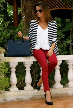 Swag Spring Fashions Outfits for Work 49