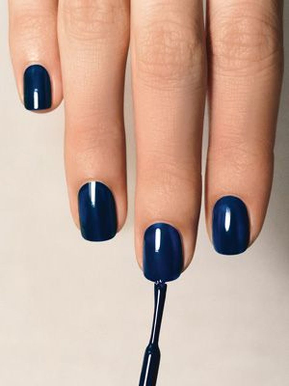 Sweet Blue Nails Ideas that Make Cool and Calm Appearance 69