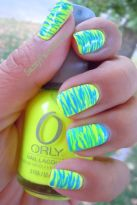 Best Colorful and Stylish Summer Nails Ideas 20