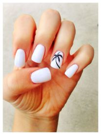 Best Colorful and Stylish Summer Nails Ideas 25