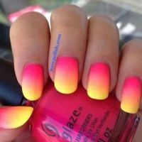 Best Colorful and Stylish Summer Nails Ideas 29