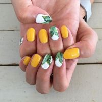 Best Colorful and Stylish Summer Nails Ideas 31