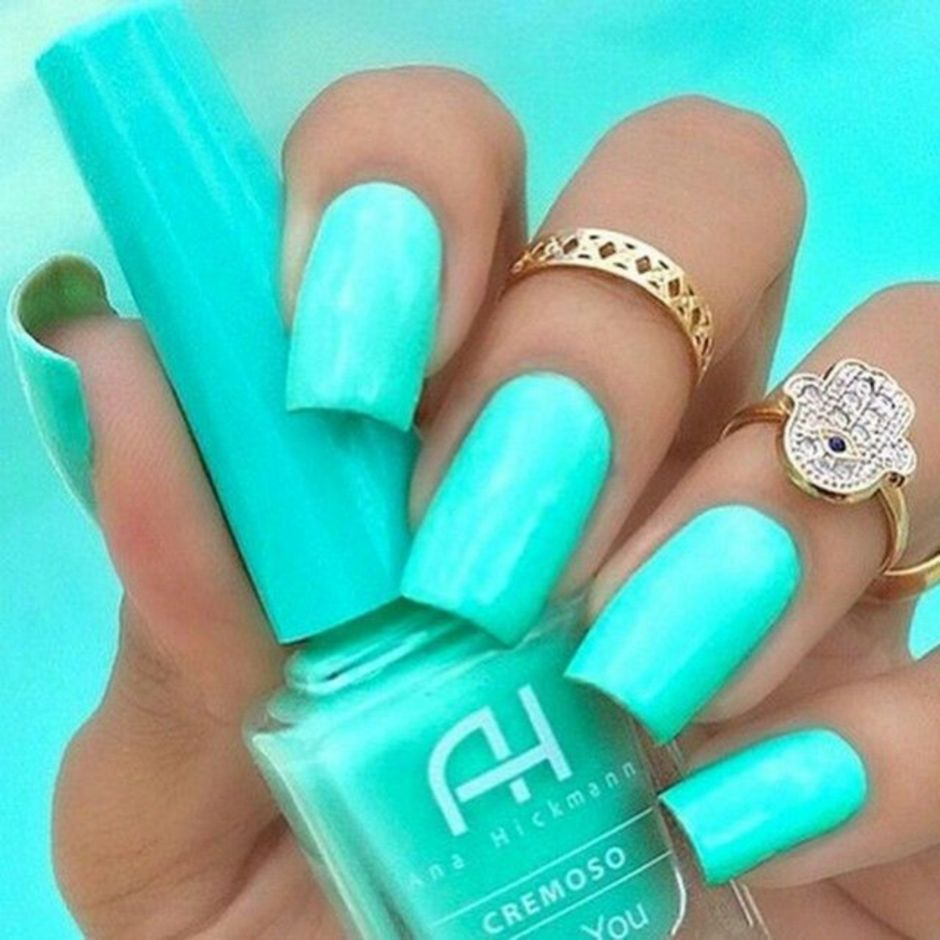 Best Colorful and Stylish Summer Nails Ideas 39