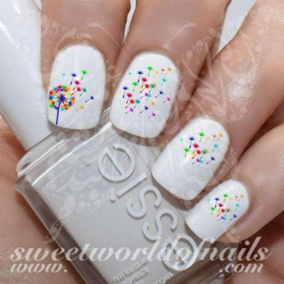 Best Colorful and Stylish Summer Nails Ideas 6
