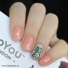 Best Colorful and Stylish Summer Nails Ideas 71