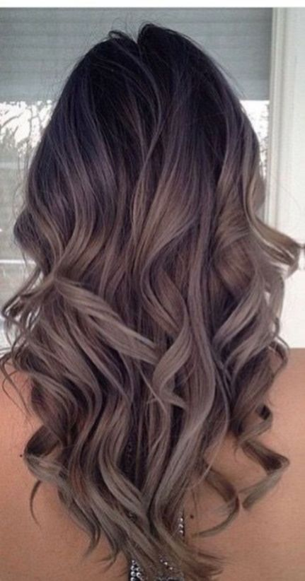 18 Cool and Stunning Mushroom Brown Hair Coloring Ideas - Fashion Best