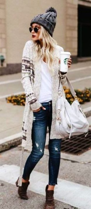 Inspiring Spring Outfits Ideas for Young Mom 14