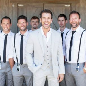 100+ Groomsmen Photos Poses Ideas You Can't Miss 100