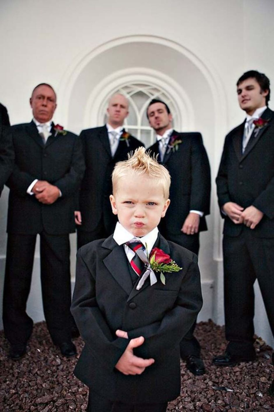 100+ Groomsmen Photos Poses Ideas You Can't Miss 105