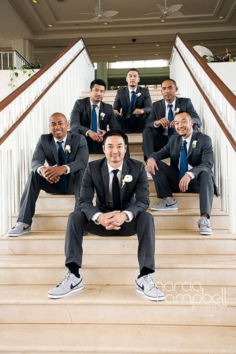 100+ Groomsmen Photos Poses Ideas You Can't Miss 23