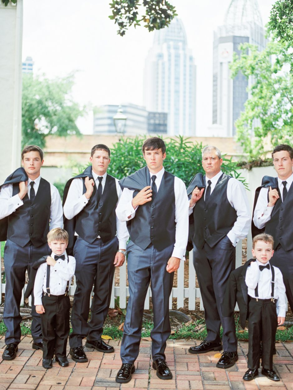 100+ Groomsmen Photos Poses Ideas You Can't Miss 24