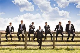 100+ Groomsmen Photos Poses Ideas You Can't Miss 27