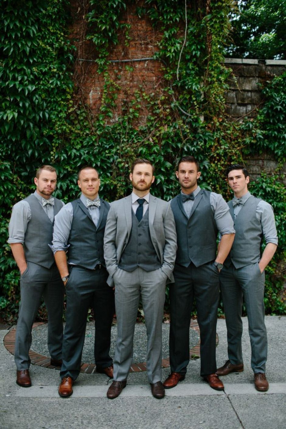 100+ Groomsmen Photos Poses Ideas You Can't Miss 49