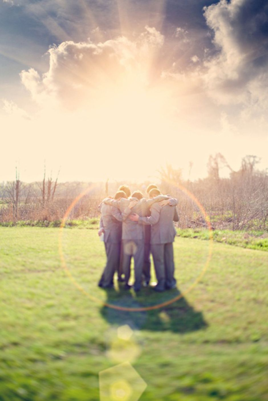 100+ Groomsmen Photos Poses Ideas You Can't Miss 5