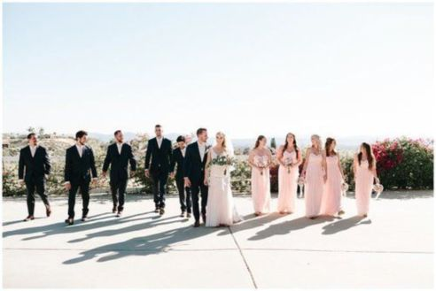100+ Groomsmen Photos Poses Ideas You Can't Miss 50