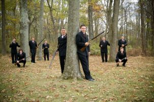 100+ Groomsmen Photos Poses Ideas You Can't Miss 6