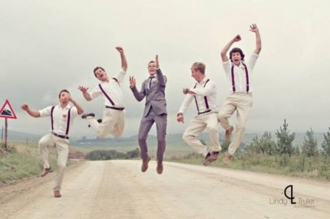 100+ Groomsmen Photos Poses Ideas You Can't Miss 65