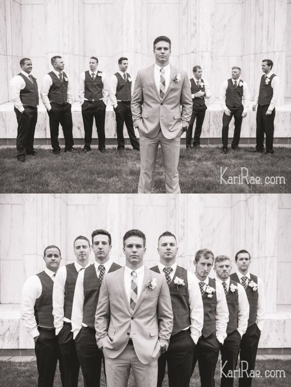 100+ Groomsmen Photos Poses Ideas You Can't Miss 66