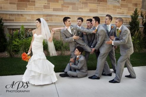 100+ Groomsmen Photos Poses Ideas You Can't Miss 67