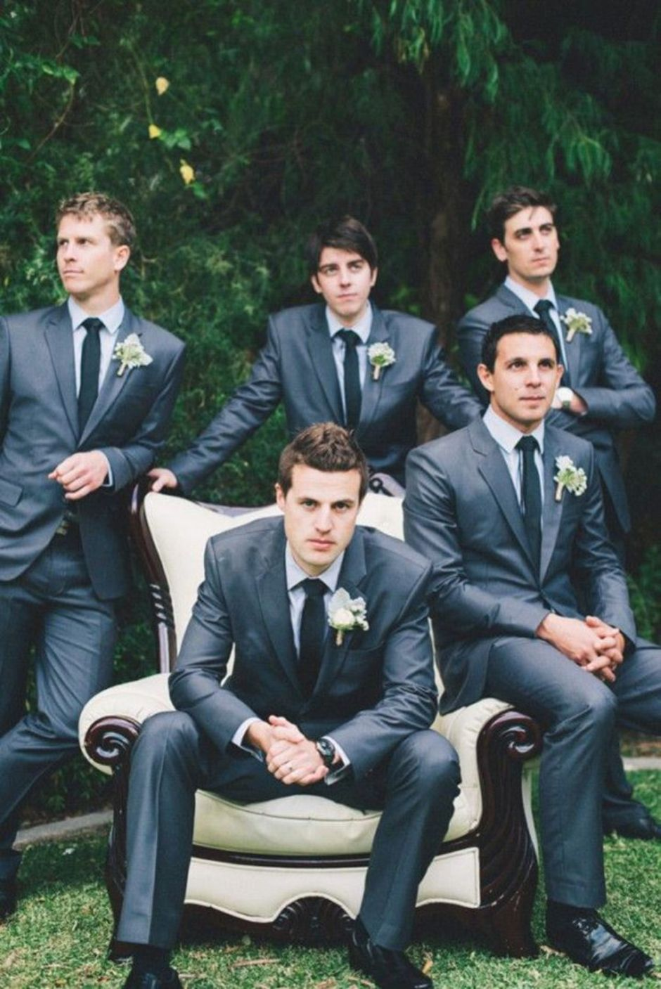 100+ Groomsmen Photos Poses Ideas You Can't Miss 70
