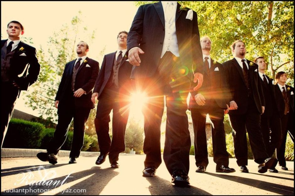 100+ Groomsmen Photos Poses Ideas You Can't Miss 78