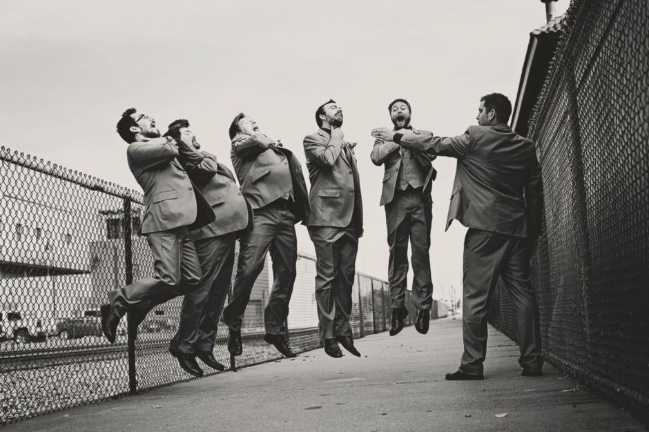 100+ Groomsmen Photos Poses Ideas You Can't Miss 79