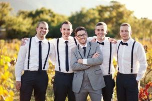 100+ Groomsmen Photos Poses Ideas You Can't Miss 88